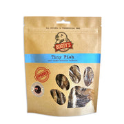 HEALTHY SNACKS | 'Tiny Fish' Treats Wild Caught Anchovies for Dogs & Cats