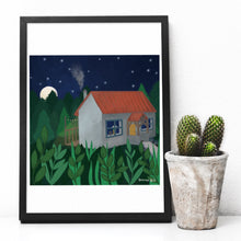 Load image into Gallery viewer, 'A quiet place' giclee art print