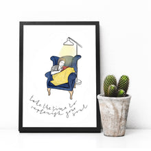 Load image into Gallery viewer, Hygge giclee art print
