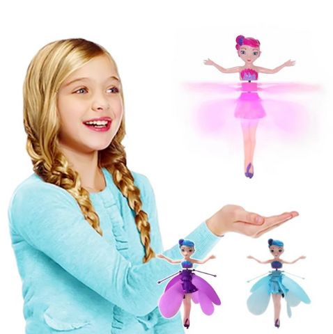 Magic Doll Infrared [ amazing Gift for kids ]