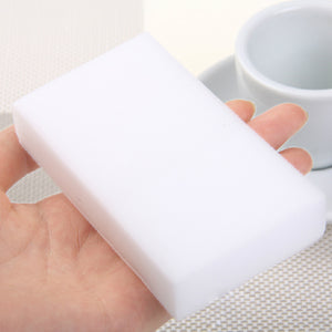 100 pcs Magic Sponge Eraser Melamine Cleaner,multi-functional Cleaning