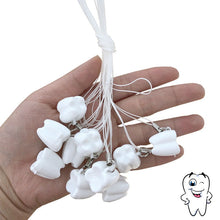 Load image into Gallery viewer, 20PCS Cute Tooth Shape Milk Teeth Box Children's Souvenir