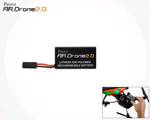 Official Parrot AR Drone 2.0 Lithium Polymer Battery