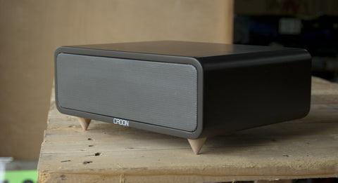 Croon Audio Original Black Bluetooth Speaker