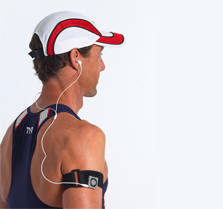 iRun Advantage Earphones (Arm Mount Length)