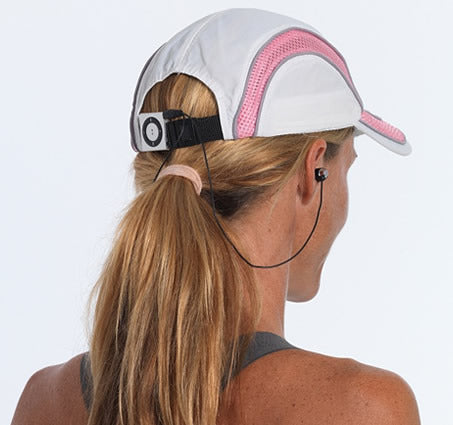 iRun Performance Earphones (Collar/Cap Length)
