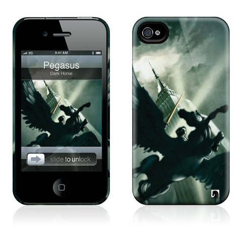 "GelaSkins HardCase ""Pegasus"" (Apple iPhone 4/4S)"