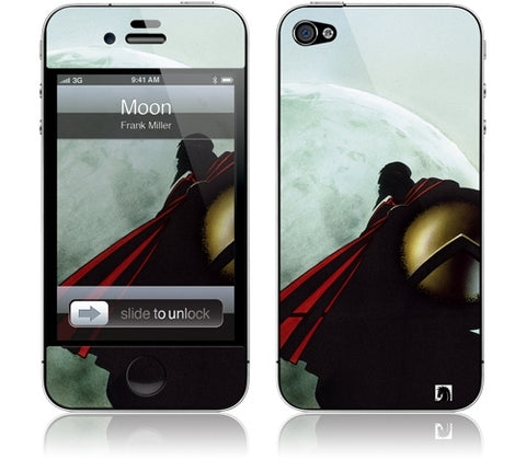 "GelaSkins Film ""Moon"" (Apple iPhone 4/4S)"