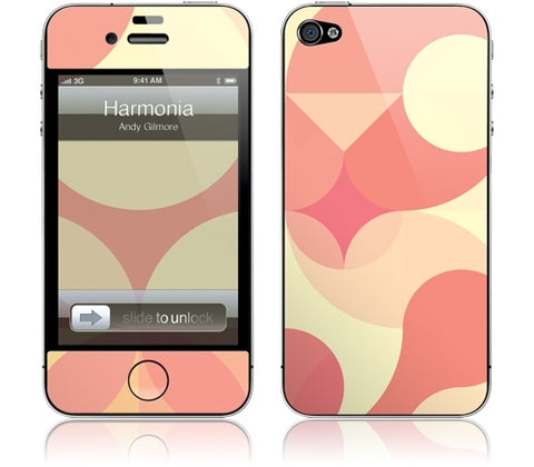 "GelaSkins Film ""Harmonia"" (Apple iPhone 4/4S)"