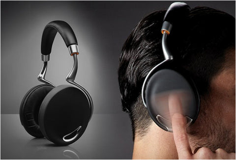 Parrot Zik Bluetooth headphones by Starck