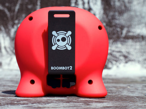 BoomBotix BB2 Wireless Bluetooth Portable Speaker