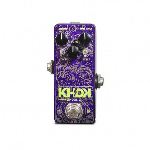 KHDK Ghoul Junior (Overdrive) xaliman-guitars-new-zealand