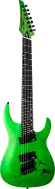 Legator N7FP - Pastel Green Burl xaliman-guitars-new-zealand