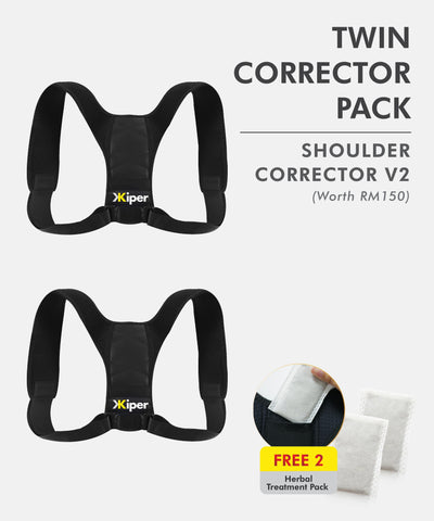 Twin Corrector Pack