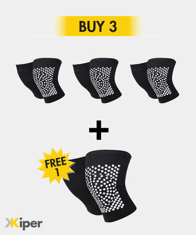Triplet Pack Bio-Ray Knee Brace