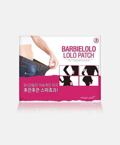 Jonlivia X BarbieLolo Lolo Patch - For Face & Forearm