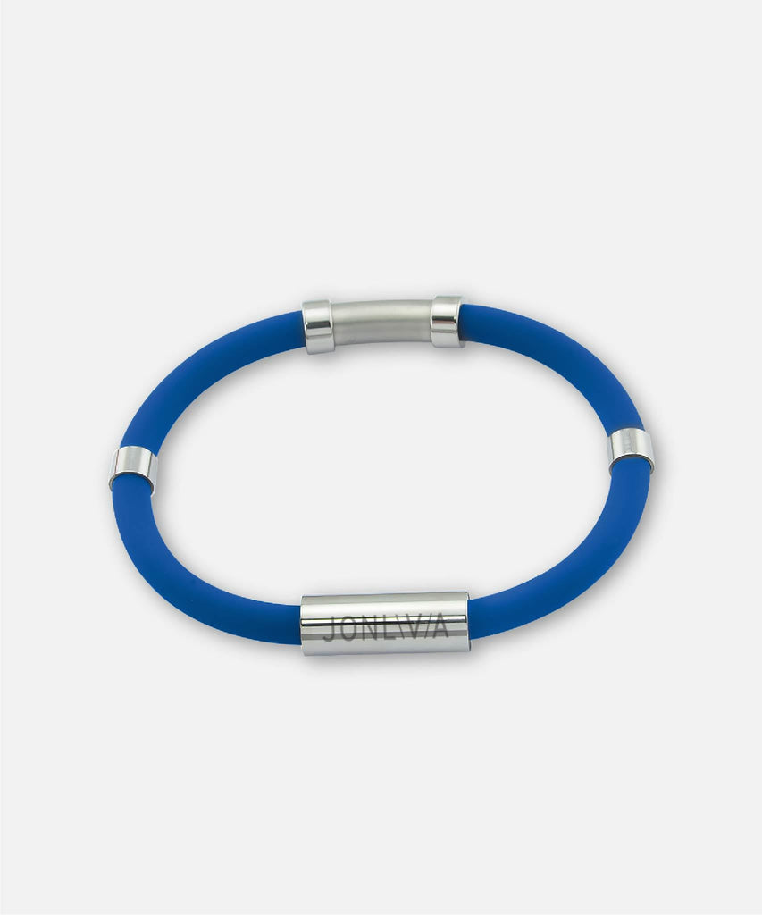 [LIMITED EDITION] iYON Anti Radiation Bracelet: NAVY EDITION - Jonlivia® | Make Life Work