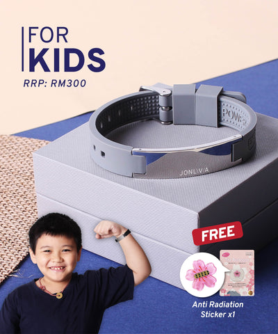 [For Kids] iYON Anti Radiation Anti Static E-Bracelet