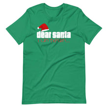 Load image into Gallery viewer, I Can Explain Santa Claus T-Shirt