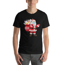 Load image into Gallery viewer, Santa Claus Mask 2020 Funny T-Shirt