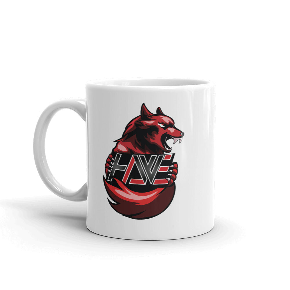 HaWe Team Elite Tasse