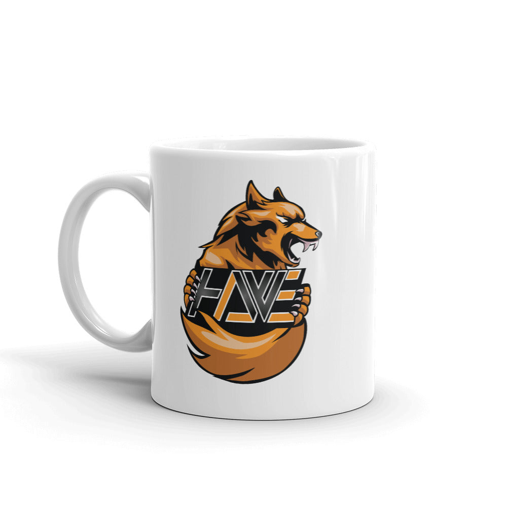 HaWe Team GameBreaker Tasse