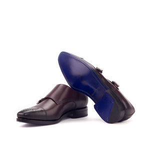 Double Monk Goodyear Welted Shoe