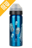 Ecococoon insulated stainless steel water bottle - 500ml Bottle JELLYFISH