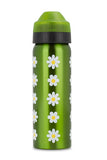 Ecococoon insulated stainless steel water bottle - 600ml Bottle DAISIES