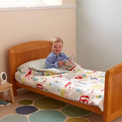 All Board Adventure Gro To Bed Junior Bed - NEW!