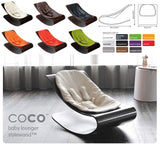 Bloom Coco Lounger Stylewood Natural With Seat Pads