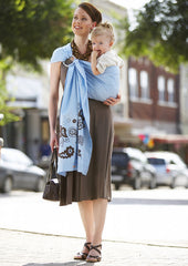 ELLAROO Ring Sling BABY CARRIER FREE DELIVERY