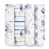 aden + anais essentials DISNEY Mickey 4-pack swaddles
