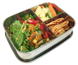 GREEN ESSENTIALS Sustain-a-Bento TRIO w Elastic Band
