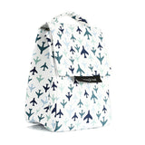 Keep Leaf Insulated Organic Lunch Bag - Planes