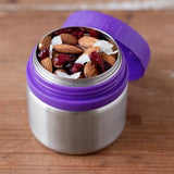 LunchBots Rounds Stainless Steel snack jar 2x236ml