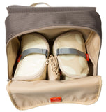 PacaPod Hastings - driftwood Nappy Changing Bag