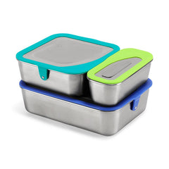 Klean Kanteen Food Box Stainless Steel set