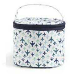 Keep Leaf Certified Organic Insulated Cooler Bag - Planes