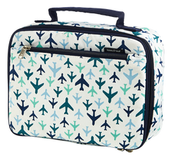 Keep Leaf Organic Insulated Lunch Box - Planes