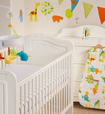 Jolly Jungle Nursery Set 0-6m 2.5 tog - NEW