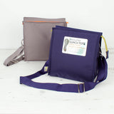 U-Konserve Insulated Lunch Tote - Slate/Navy