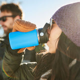 HYDRO FLASK Wide Mouth 12 oz Coffee with Flex Sip™ Lid Pacific