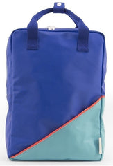 Large Backpack Original - blue mint - Sticky Lemon