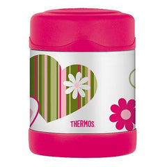 Thermos - 290ml - Insulated Stainless Steel Food Jar - Funtainer, Camo Chick
