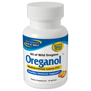 North American Herb and Spice Oreganol P73 - Softgels