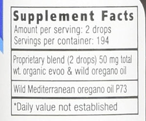 North American Herb and Spice Oreganol P73 Super Strength - 13.5ml