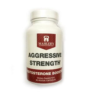 Mike Mahler Aggressive Strength Testosterone Booster