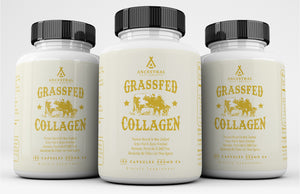 Ancestral Supplements Grassfed Living Collagen