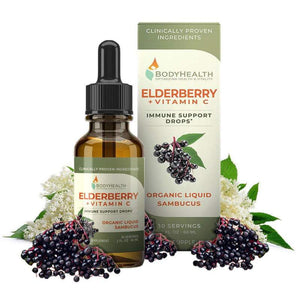 BodyHealth Elderberry + Vitamin C